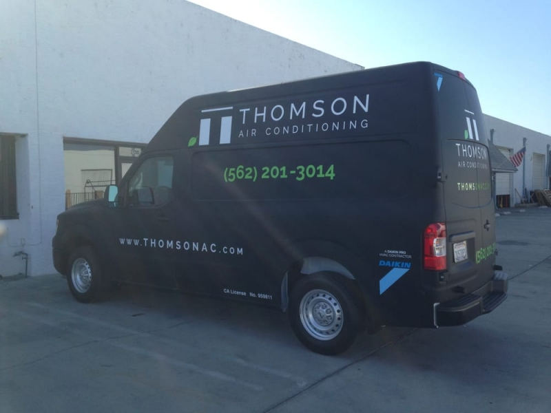 Thomson AC | Tim Johnson
