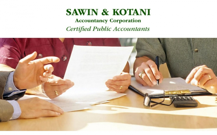 Sawin & Kotani Accountancy Corporation | Eric Bloomer